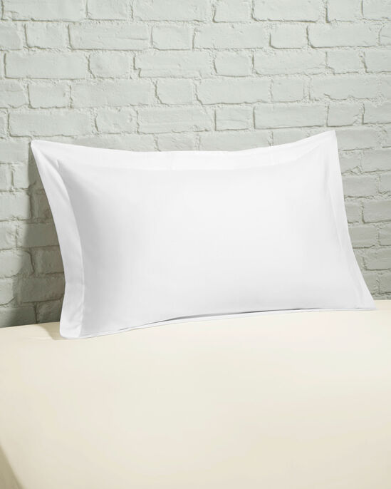 400TC Cotton Sateen Oxford Pillowcase Pair