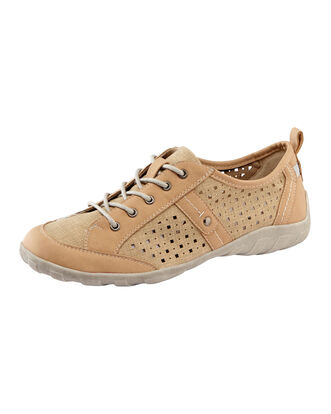 Cushion Support Lace-up Shoes