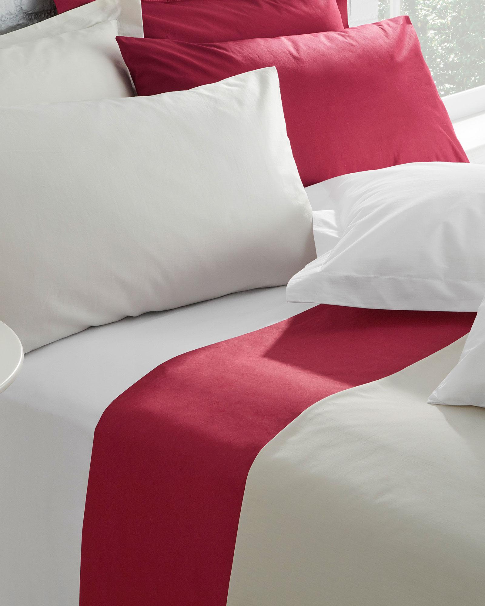400TC Cotton Sateen Oxford Pillowcase