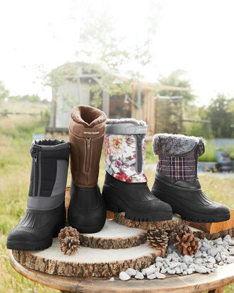 Zip Wilderness Boots