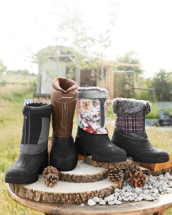 Zip Wilderness Boots