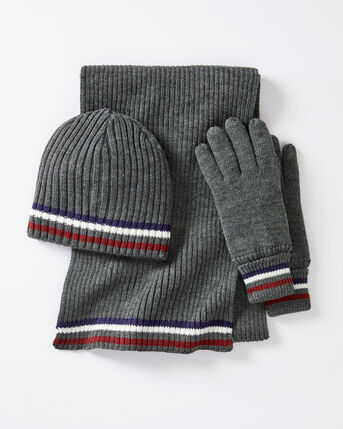 Thinsulate Hat, Scarf and Glove Set