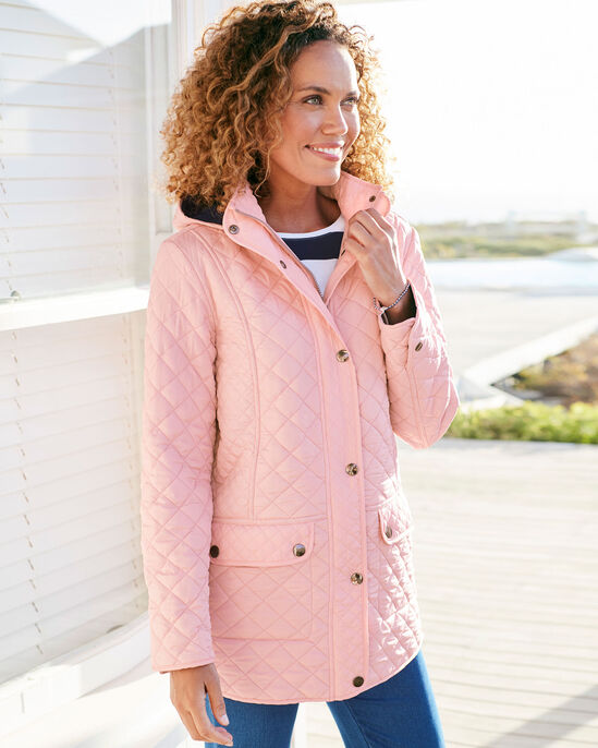 c445610ba Fleece Lined Quilted Jacket at Cotton Traders
