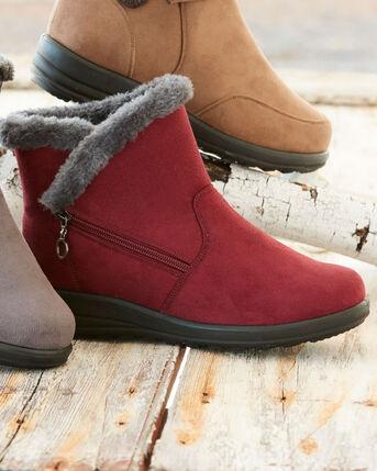 Flexisole Zip Boots