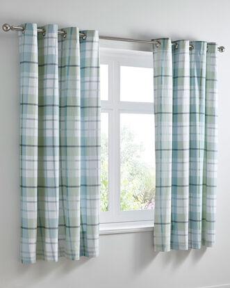 Carrington Eyelet Curtains