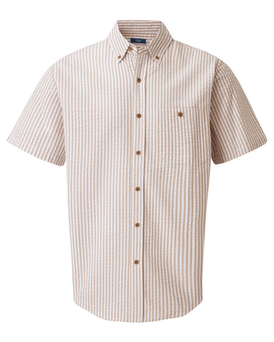 Classic Seersucker Shirt