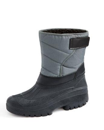 Side Adjustable Wilderness Boots