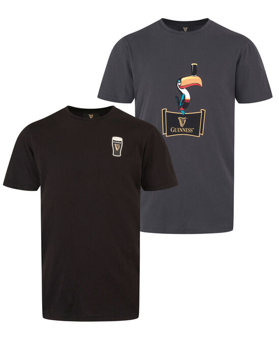 Guinness Pack of 2 T-Shirts