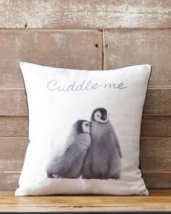 Baby Penguin Cushion