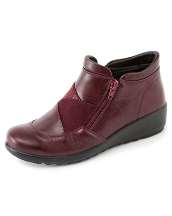 Flexisole Dual Zip Boots
