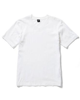 Short Sleeve V-Neck Base Layer