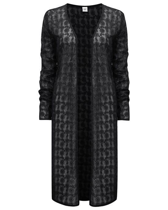 Longline Lace Jacket