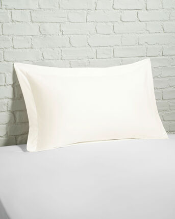 400TC Cotton Sateen Oxford Pillowcase Pair