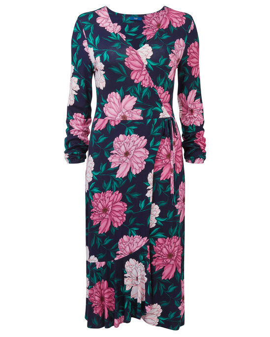 The Chelsea Frill Midi Dress