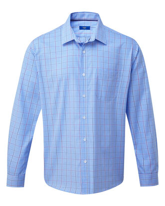 Bluebell Long Sleeve Wrinkle Free Shirt