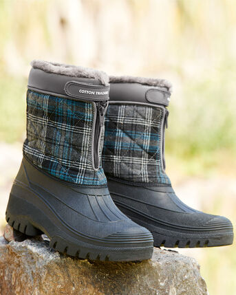 Highland Waterproof Boots