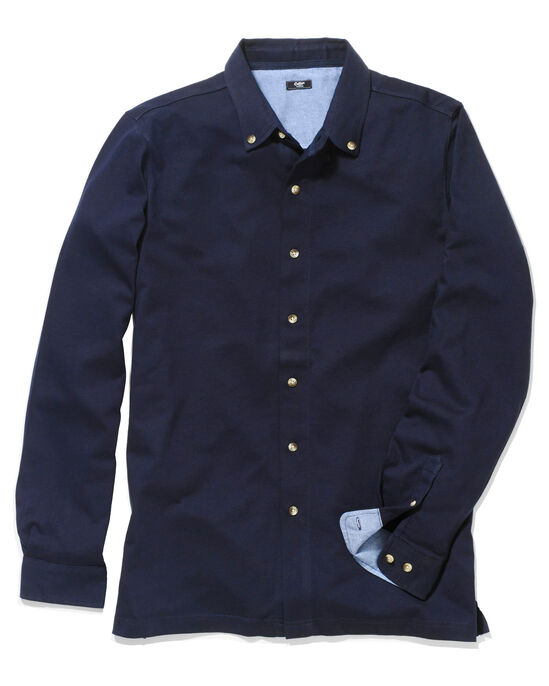 Long Sleeve Jersey Shirt