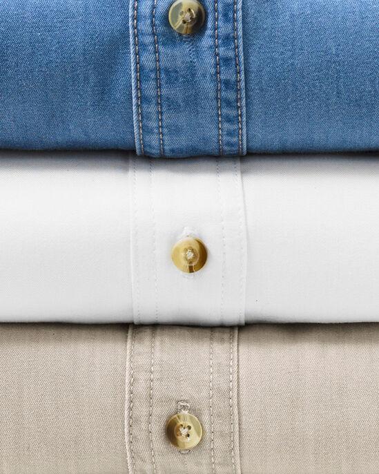 Short Sleeve Denim Shirt