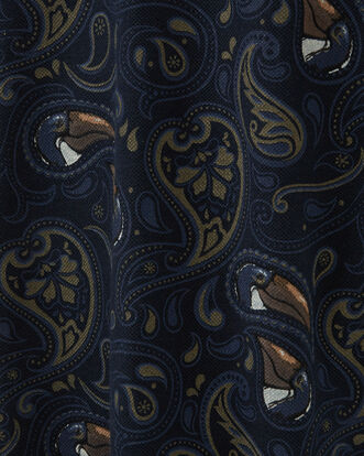 Guinness Paisley Print Polo Shirt