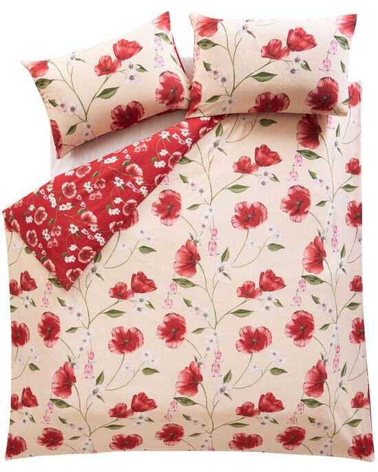 Poppy Bloom Duvet Set