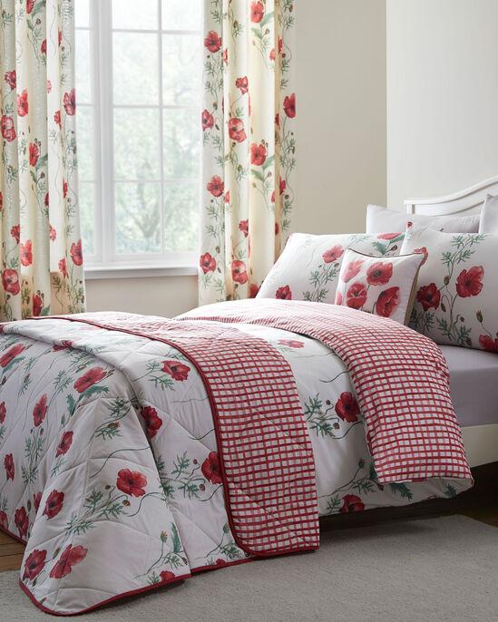 Poppies Bedspread