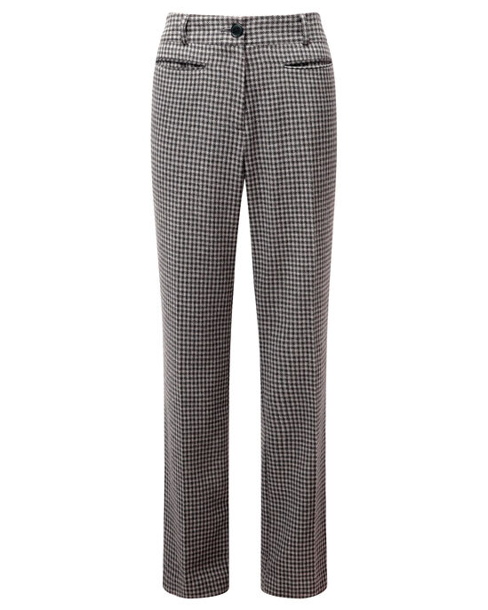 Side-elasticated Waist Trousers