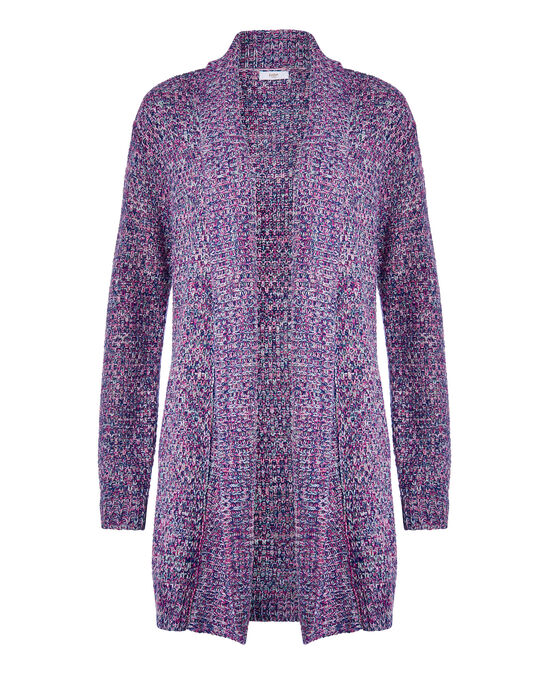 Lovely Longline Knitted Cardigan