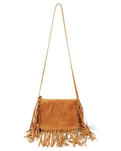 Fringed Bag