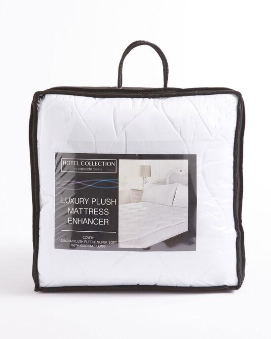 Hotel Plush Mattress Topper