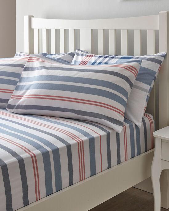 Portland Cotton Sheet and Pillowcase Set