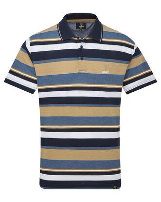 Guinness® Variated Stripe Polo Shirt