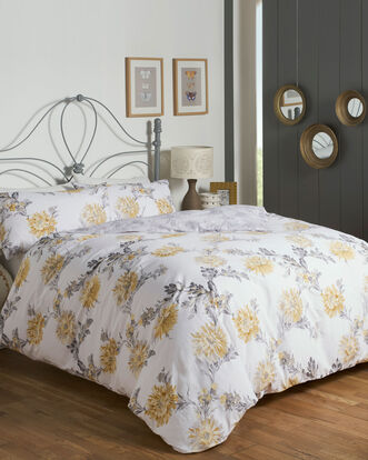 Evelyn 200 Thread Count Cotton Duvet Set