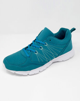 Unbelievably Lightweight Lace-up Trainers
