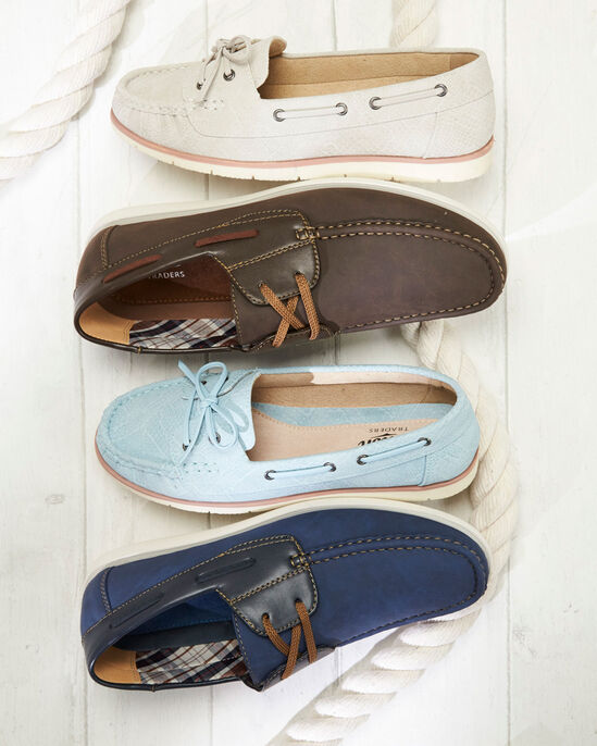 Ladies' Boat Shoes