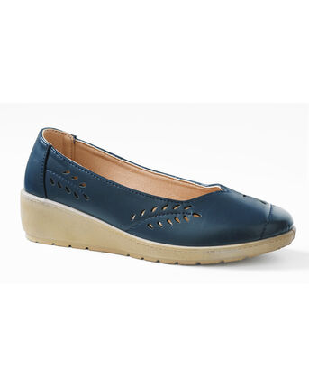 Flexisole Cut Out Loafers