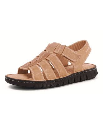 Leather Trekker Sandals