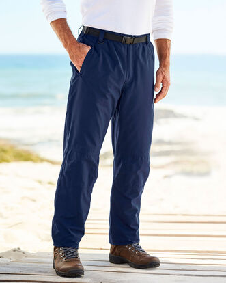 Waterproof Fleece Lined Trousers