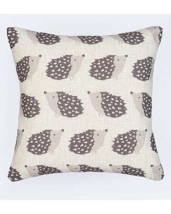 Ditsy Hedgehog Cushion