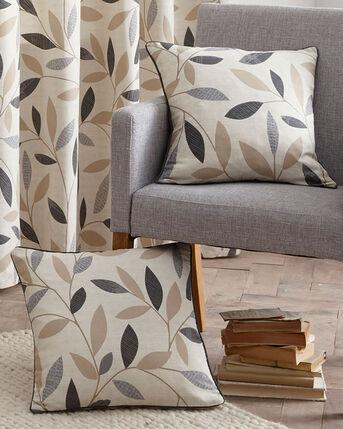 Pack of 2 Trailing Leaf Cushion Covers