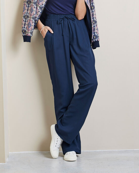 Easy Care Drawstring Trousers