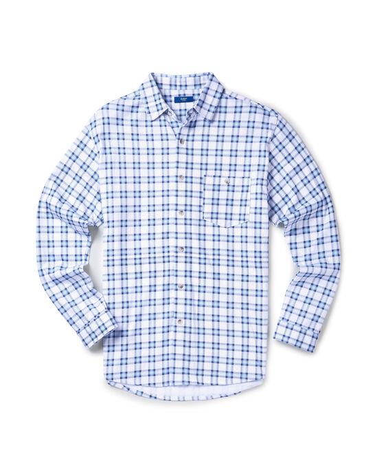 Long Sleeve Printed Jersey Shirt