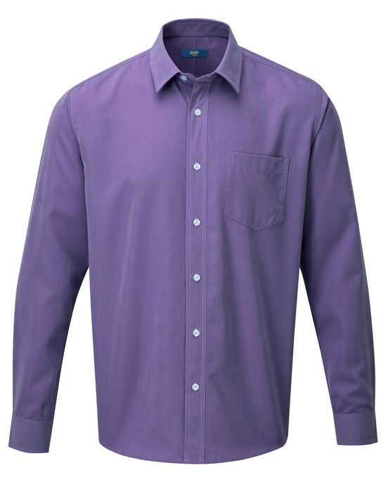 Amethyst Long Sleeve Soft Touch Shirt