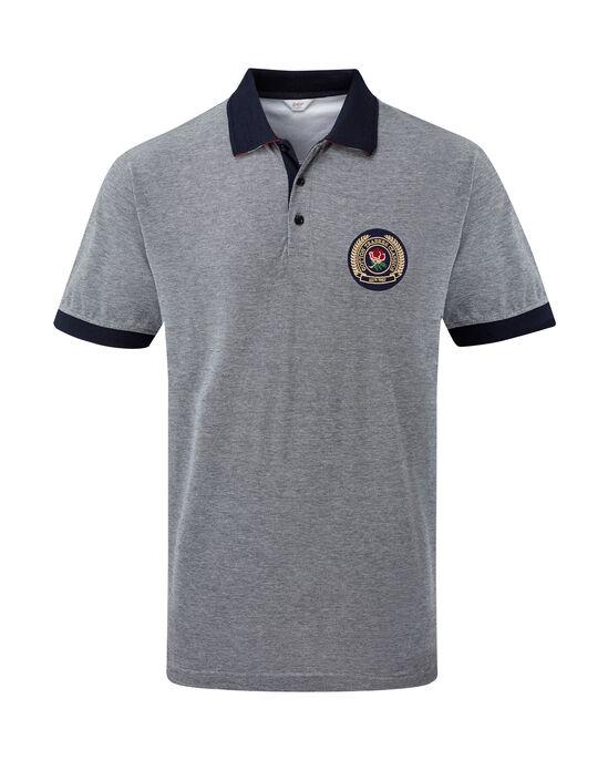 Short Sleeve England Polo Shirt