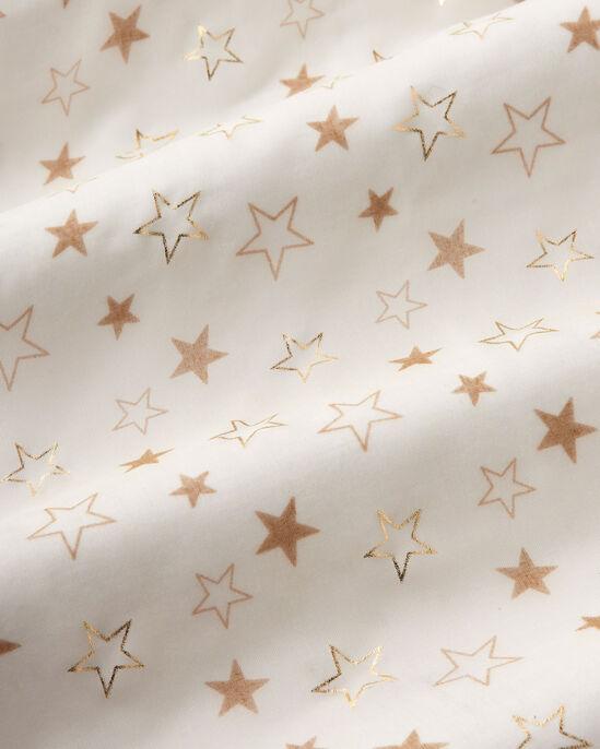 Metallic Star Scarf