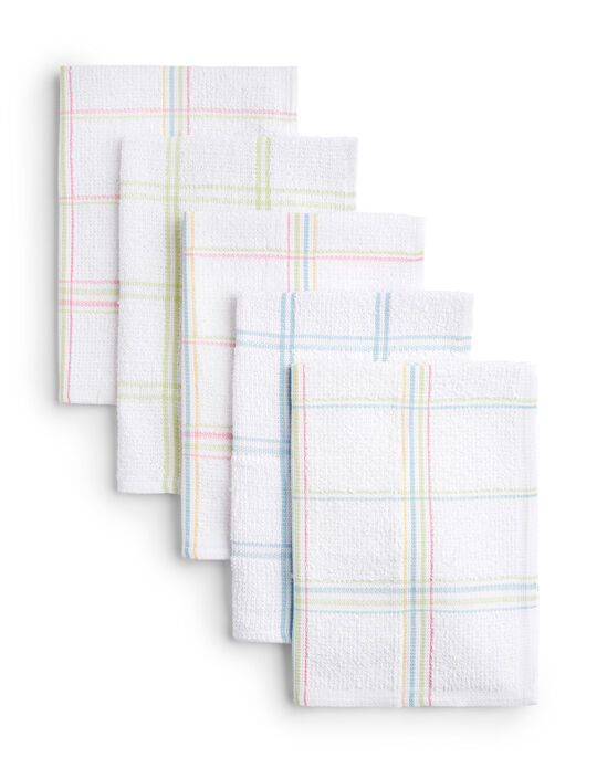 Pack of 5 Tea Towels