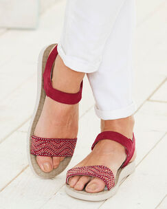 Super Lightweight Touch and Close Sandals