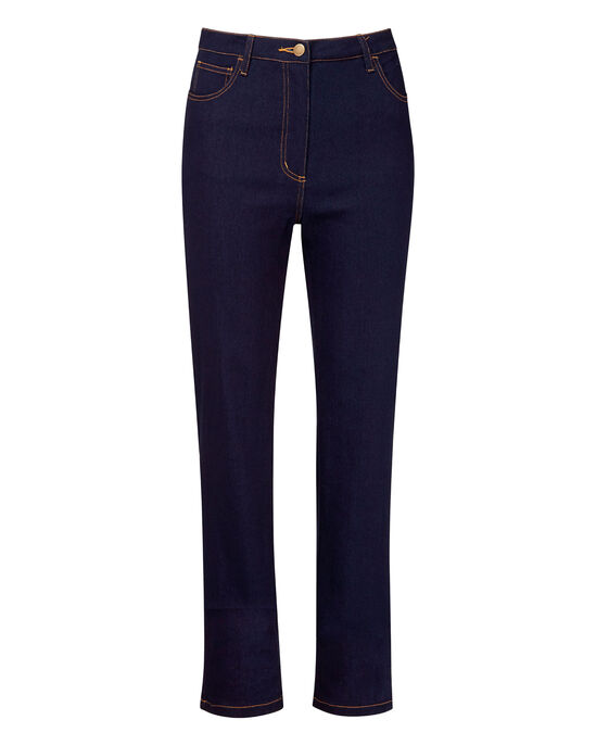 Stretch to Fit Slim Straight Leg Jeans