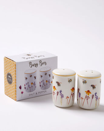 Busy Bee Salt and Pepper Set
