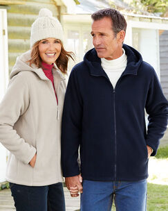 Bonded Fleece Jacket