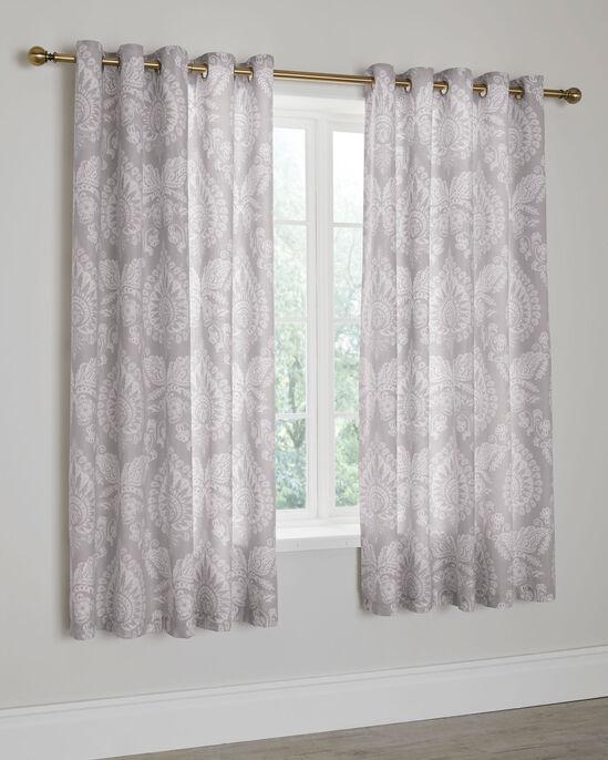 """Emily Eyelet Curtains 66X72"""""""